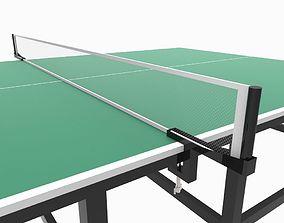 Table Tennis 3D asset