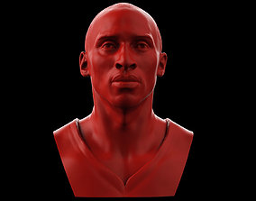 Kobe Bryant Bust 3D print model