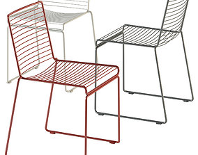 HAY HEE DINING CHAIR 3D