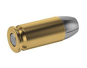 3D Bullet 44 ACP