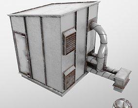 3D air pump building