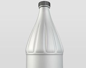 3D print model cola bottle