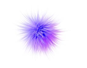 Fluffy Balls particle 3D