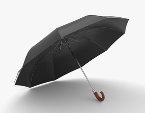 Umbrella 3D model weather