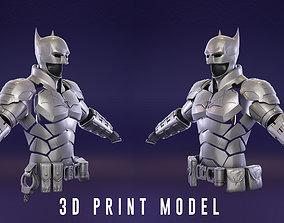 3D printable model The Batman 2021 - Batsuit - Robert 1