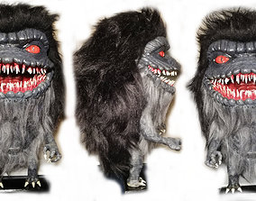 Critters Open Mouth 3D print