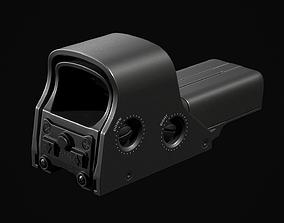Eotech 512 Scope 3D model