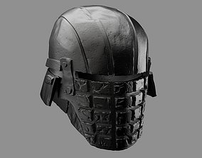 Grenade Head - Knights of Ren Jedi Killer 3D print model