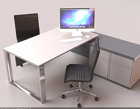 3D office furniture Office Desk
