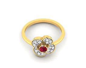 Women bride ring 3dm render detail diamond-ring