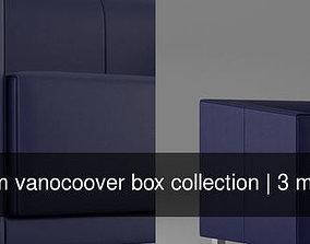 Profim vanocoover box collection 3D