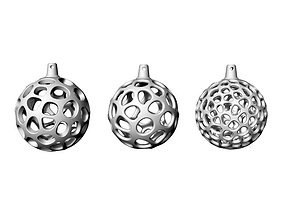 3D print model Christmas Decorationfor for Xmas tree