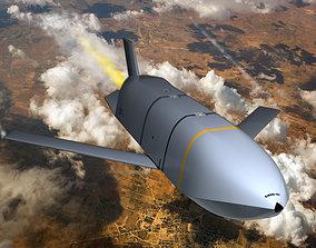 AGM-158 v2-2 3D model