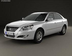 Hyundai Sonata Ling Xiang 2008 3D model