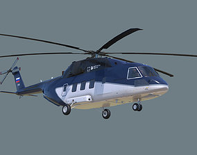 Mi-38 helicopter 3D PBR