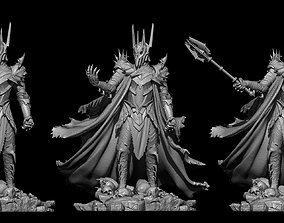 3D print model Sauron Lord of the Rings