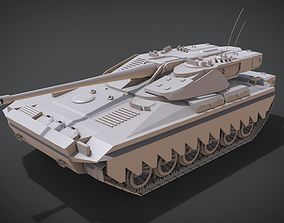 3D print model Light Udes Tank