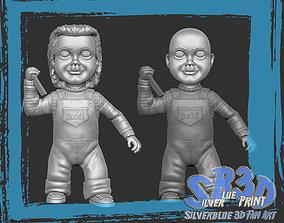 3D print model Childs Play Remake Buddi Chucky