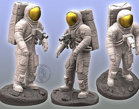 Apollo Astronaut Sculpture 3D print model