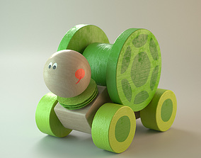 Toy Turtle 3D