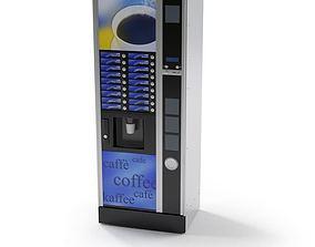 Coffee Vending Machine 3D model