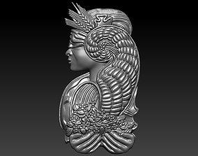 3D printable model Goddess