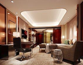 Luxury Suite 01 3D