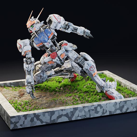 Gundam Barbados