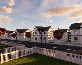 3D Neighborhood Model