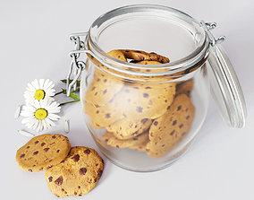 cookie jar 3D model miscellaneous