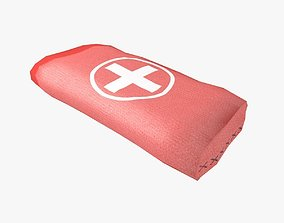 Bandage Rubbered Packing 3D asset