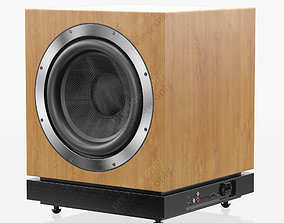 3D Bowers and Wilkins DB1 Cherrywood