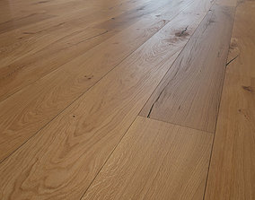 Swalbard Wooden Oak Floor 3D