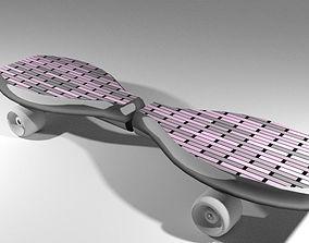 3D Waveboard