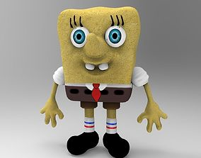 realtime Sponge Bob 3D