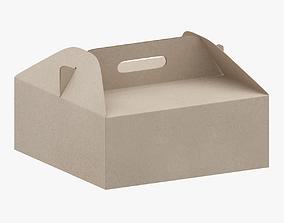 Packaging Box 4 3D