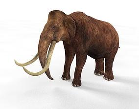 Mammoth Rigged 3D model