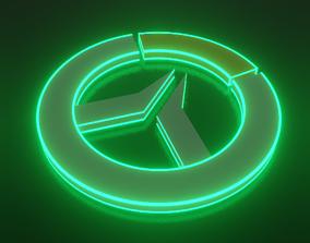 3D asset overwatch mark