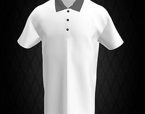 3D Men Polo Shirt