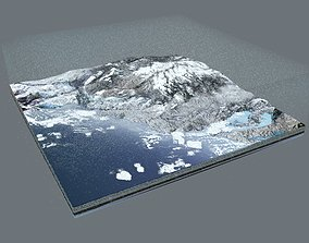 Piece of Terrain 3D model