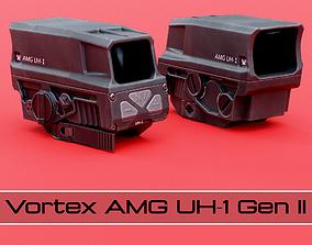 3D model Vortex AMG UH-1 Gen II Holographic Sight