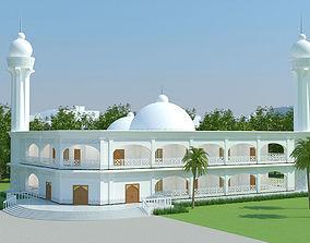 Masjid Architecture 3D