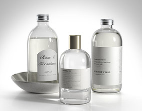 Body Care Products 05 3D model