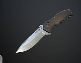 Clasp knife vulcan vol 1 3D model
