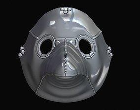 3D printable model Plague Doctor Mask