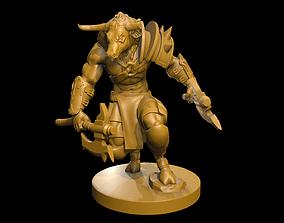 monster Minotaur 3D print model