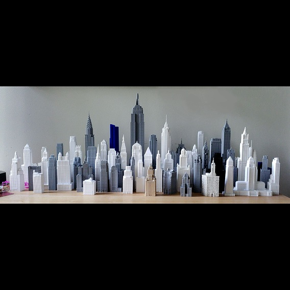 Full Collection of Models (As of August 2019)
