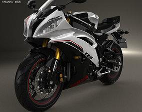 Yamaha YZF-R6 2014 3D