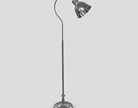 Standing Lamp 4 3D model