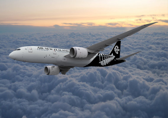 Air New Zealand Boeing 787 Dreamliner